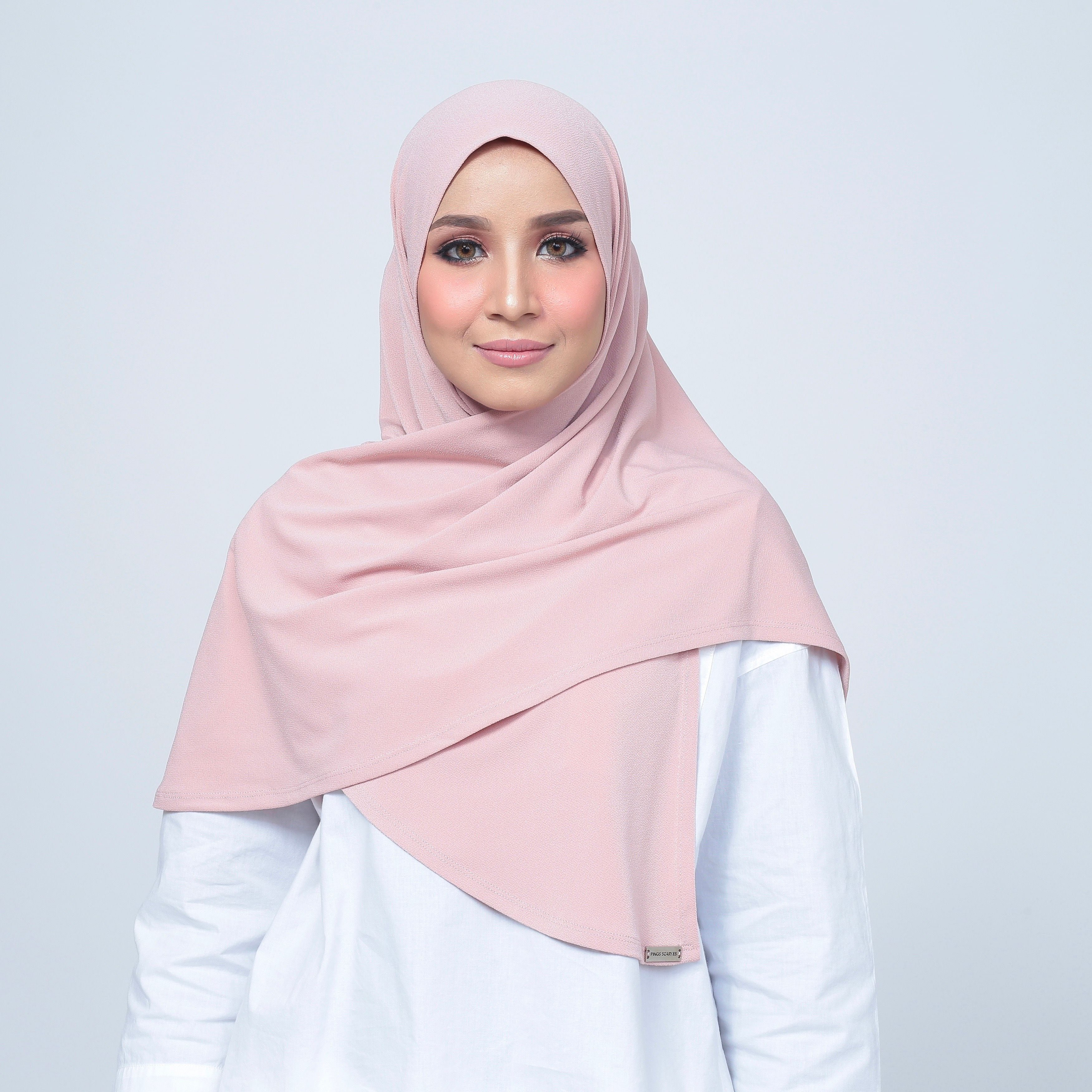 Baby pink front
